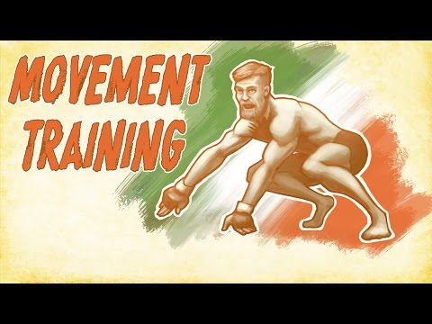 MOVEMENT TRAINING- What is Conor McGregor doing?