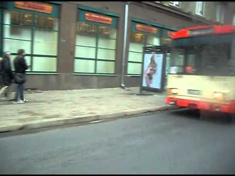 Vilniaus troleibusai Marsrutas Nr 2. Sauletekis - Stotis