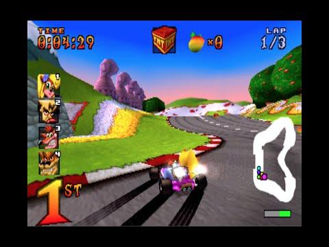 Crash Team Racing: Coco Park [1080 HD]