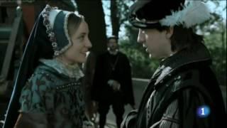 Mary Tudor in 'Carlos, Rey Emperador' - Mary's pregnancy