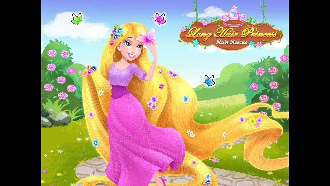 Long Hair Princess Prince Rescue Gameplay