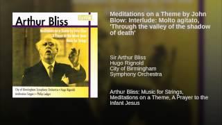 Meditations on a Theme by John Blow: Interlude: Molto agitato,