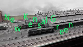RA302  The London Festival of Railway modeling 2019