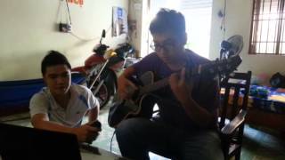 Anh Sai Rồi - MTP guitar cover
