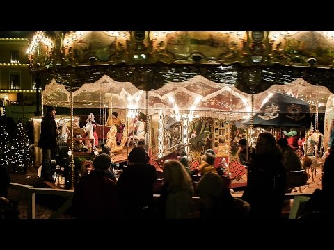 Christmas in Helsinki - Senate Square Market