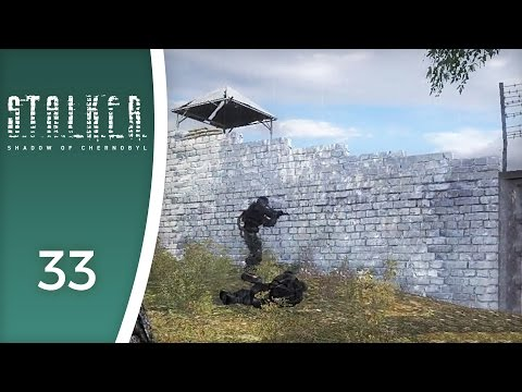 Blowing Freedom's wall open - Let's Play STALKER: Shadow of Chernobyl #33