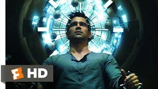 Total Recall (2012) - Secret Agent Scene (1/10) | Movieclips