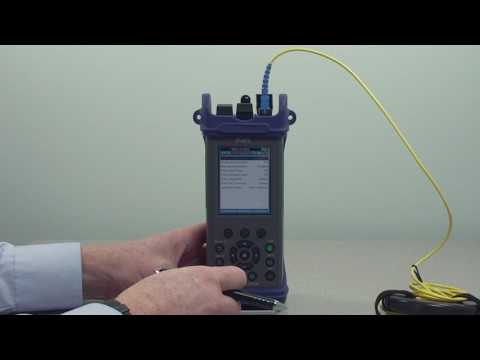 M310 Enterprise OTDR 3 OTDR Testing
