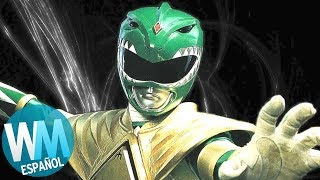 ¡Top 10 Episodios de POWER RANGERS!