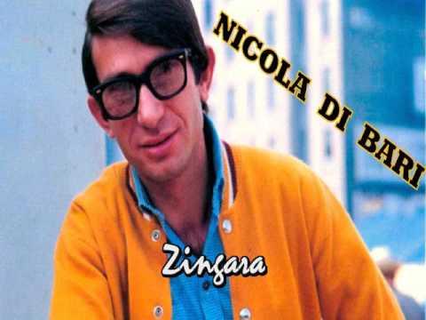 "NICOLA DI BARI ""Zingara"" - YouTube"
