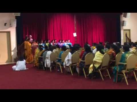 GRD Iyers Ladies Team - Rudram rendition -03