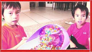ORBEEZ CHALLENGE! LOL Surprise Dolls Disney Toys