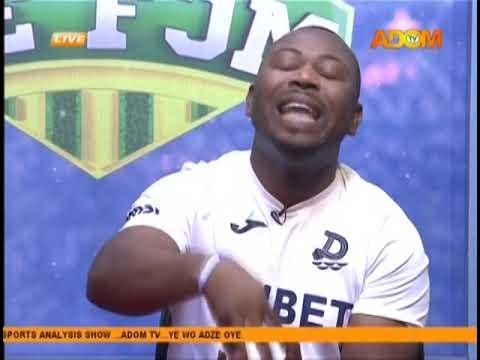 Football Restructuring - Agoro Ne Fom on Adom TV (5-1-19)