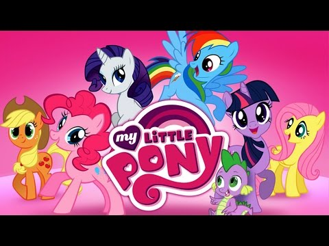 MLP My Little Pony Friendship Is Magic Wedding Crashers Race Funny Game For Children: My little pony (mlp), friendship is magic fun wedding crashers race! Ponies are avoiding obstacles and collecting flowers and wedding accessories! This race is very funny and the ponies are so excited! Have fun with My little pony wedding crashers race! ❤ Subscribe Toons Universe: https://goo.gl/LrDSQ6 ❤ Follow Toons Universe at FACEBOOK: https://goo.gl/1uwbV5 ❤ Follow Toons Universe at TWITTER: https://goo.gl/pkqMCG Production Music courtesy of Epidemic Sound: http://www.epidemicsound.com