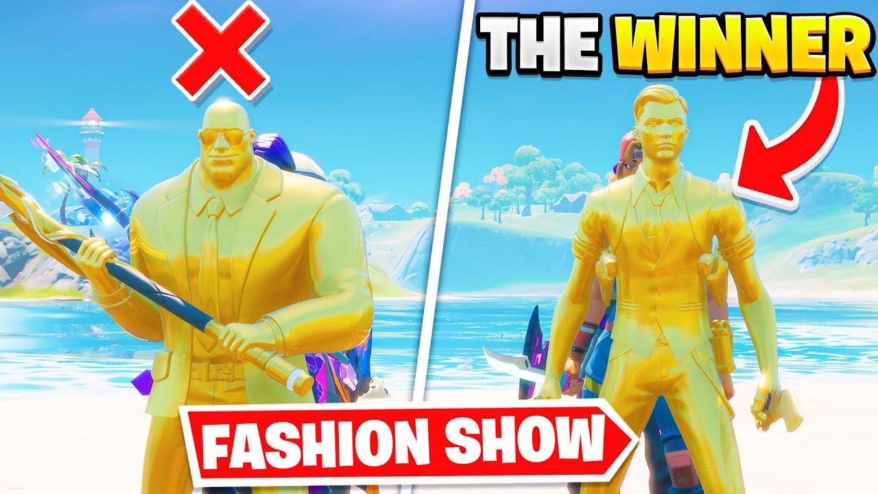 I SECRETLY Rigged A $1000 Fashion Show... (SO FUNNY)