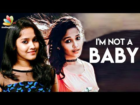 Ajith's Reel Daughter -  Baby Anikha interview | Maa, Yennai Arindhaal