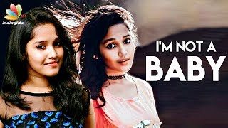 Ajith's Reel Daughter - I'm not a baby anymore : Baby Anikha interview | Maa, Yennai Arindhaal