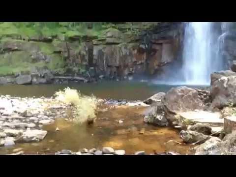 Panorama Route Lone Creek, Berlin falls, Burck's Luck Potholes, Mpumalanga