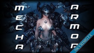 Skyrim: Mecha Armor 1.03 Final (full review)