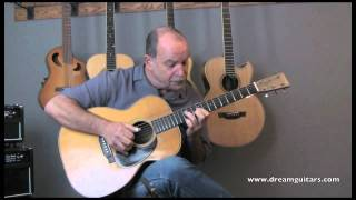 Baixar 1931 Vintage Martin OM-28 played by Steve James at Dream Guitars