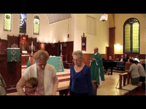 25th Sunday After Pentecost 2012 Full Service HD