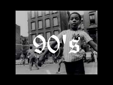 "Base De Rap ""90's"" Hip Hop Old-School Instrumental Boom Bap Underground Beat Freestyle"
