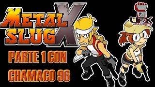 metal slug x pc gameplay parte 1