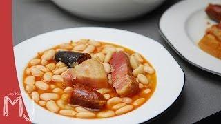 FABADA ASTURIANA (DE CASA GERARDO) | Una receta con estrella