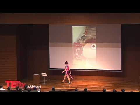 Imagine yourself who you want to be   美和子 濱田   TEDxKeioUHiyoshi