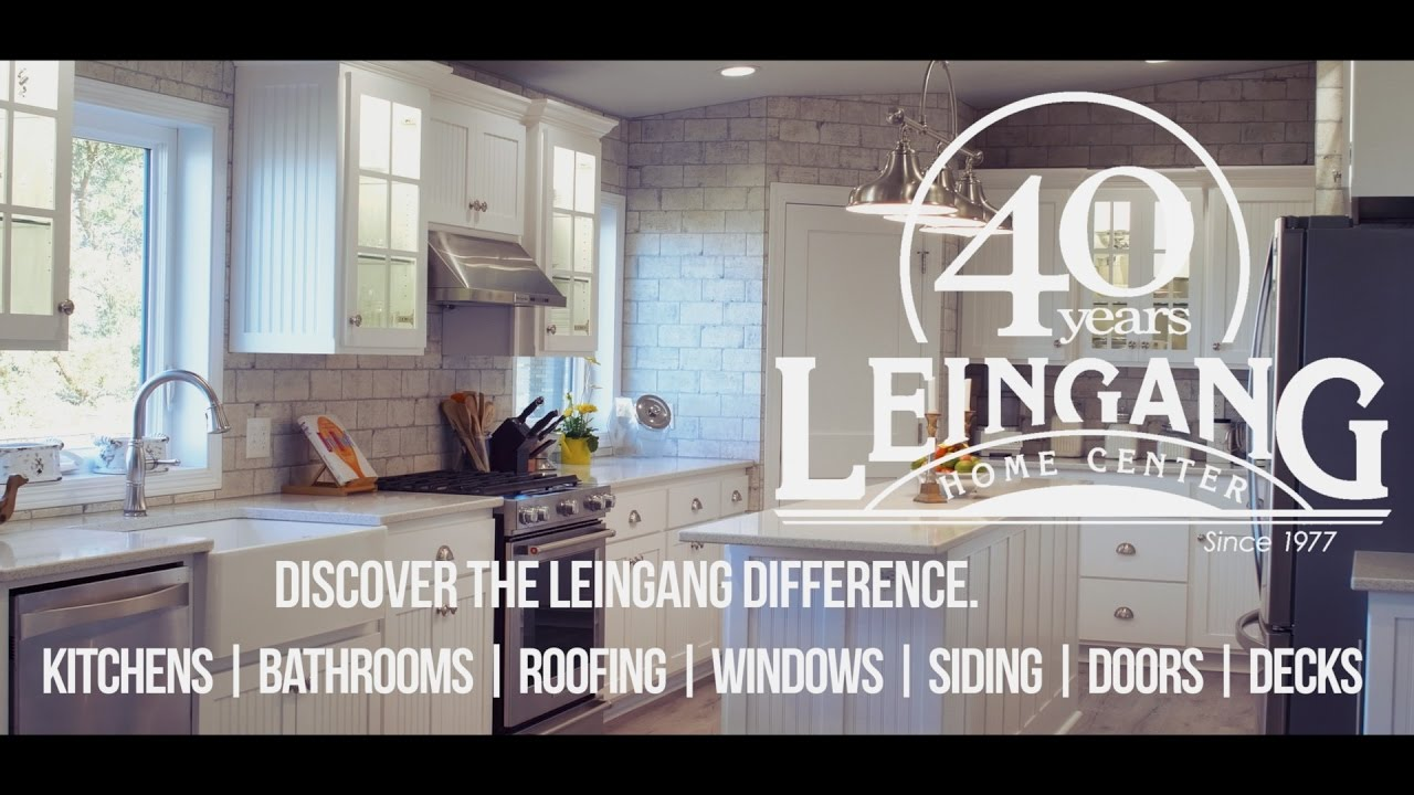 Leingang Home Center May 2017 Custom Cabinets 30 Second Tv Ad