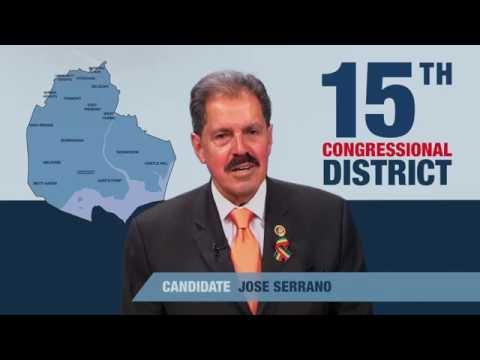 NY15: José E. Serrano