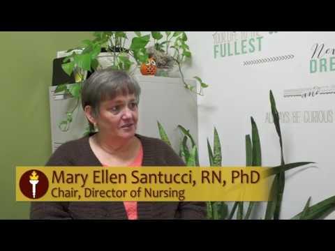 2017 Dean's Outstanding Senior Award: Nursing