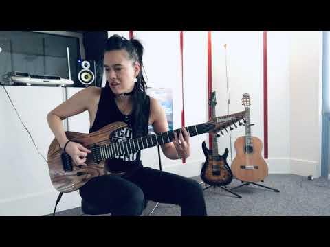 "Jen Majura plays... ""Cerberus"" by Ola Englund"