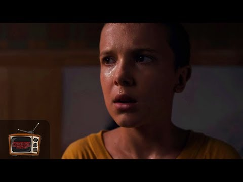 "Stranger Things 1x02 | ""She Tried To Get Naked"" Eleven Clothes Scene 