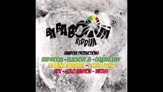 Blackout Ja - Full Up A Vibes - Ba Ba Boom Riddim 2012 (RANDOM PRODUCTIONS)