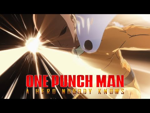 ONE PUNCH MAN: A HERO NOBODY KNOWS - Announcement Trailer   PS4, X1, PC