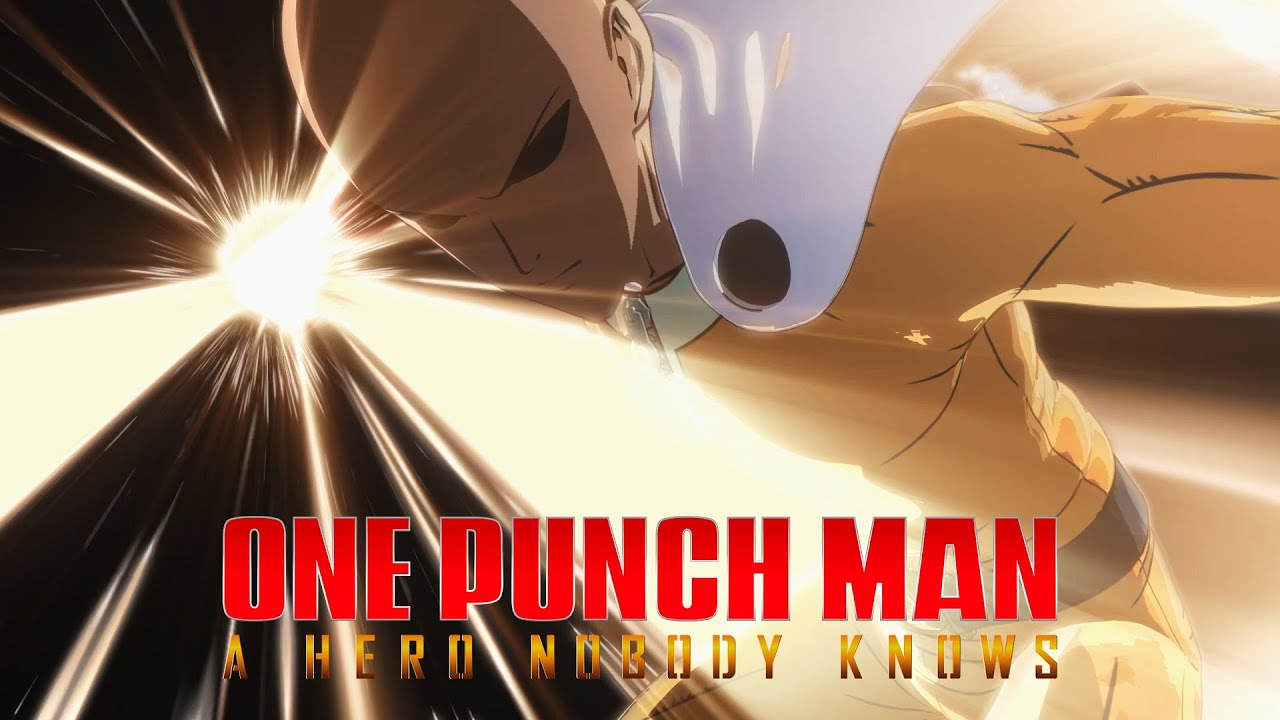 One Punch Man is getting a 3-vs -3 fighting game - Polygon