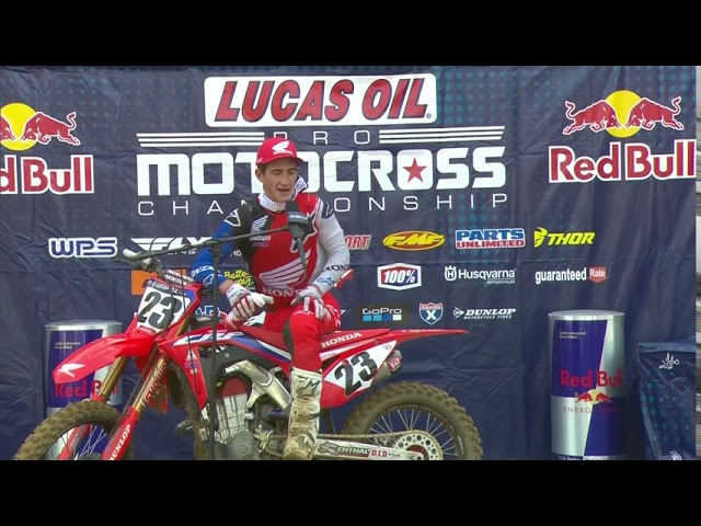 2020 Spring Creek National 450 Class Fastest Qualifier - Chase Sexton
