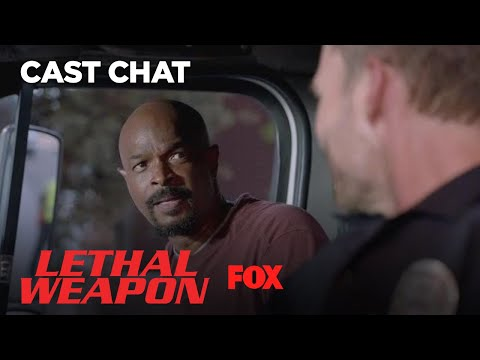 FOX Fall P: Lethal Weapon Part 1  Season 3  LETHAL WEAPON