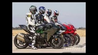 TOP 8 Fastest Motorcycles in the World !