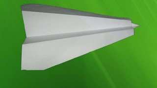 Легкое Оригами ЛЕТАЮЩИЙ САМОЛЕТ из Бумаги Своими Руками для Начинающих. Видео(ПОДАРОК моим зрителям ЗДЕСЬ:https://clck.ru/9ShzR Благодаря удачной балансировке этот оригами - самолет летает..., 2014-12-22T21:34:40.000Z)