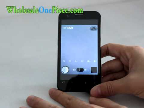 Star A920 SmartPhone Android V2.3.4 3G TV GPS WiFi 4.3