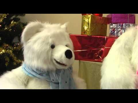 Animated ChristmasTalking Bears - FHC Animations