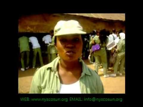 NYSC OSUN STATE - Osun State Corps Members Interview
