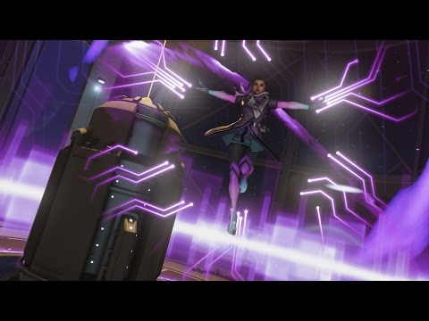 Overwatch: All Sombra's Skins, Emotes, Highlight Intros And Other Custom Stuff