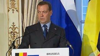 """""""Не вопрос жизни и смерти"""" - Дмитрий Медведев о санкциях"""