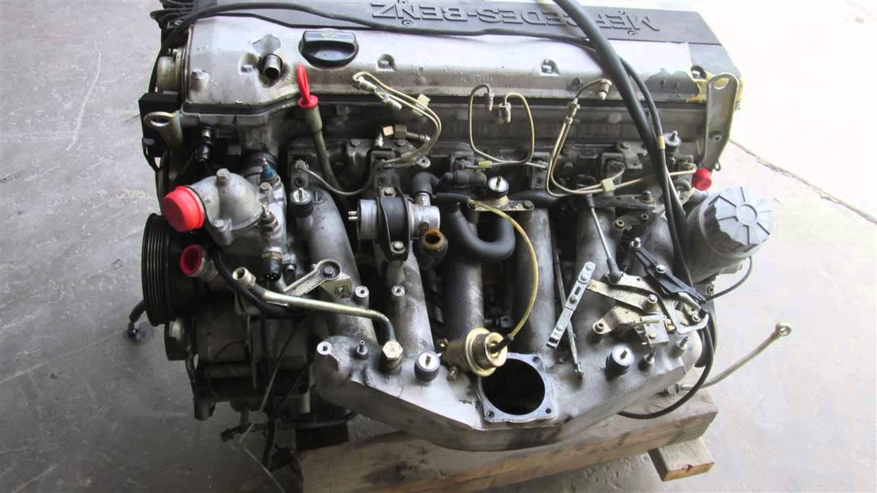 300 Sl Engine >> 1992 Mercedes 300sl Engine Motor 129type Good Shape Mbiparts Com