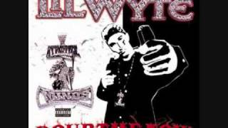 Lil Wyte - My Smoking Song