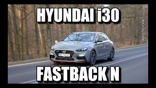 Hyundai i30 Fastback N (ENG) - Test Drive and Review