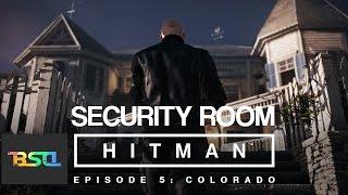 Hitman Security Room gameplay walkthrough episode 5 Colorado freedom fighters 1080p 60fps